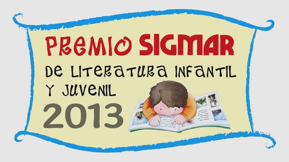 Lanzamiento del premio Sigmar de Literatura Infantil y Juvenil2013