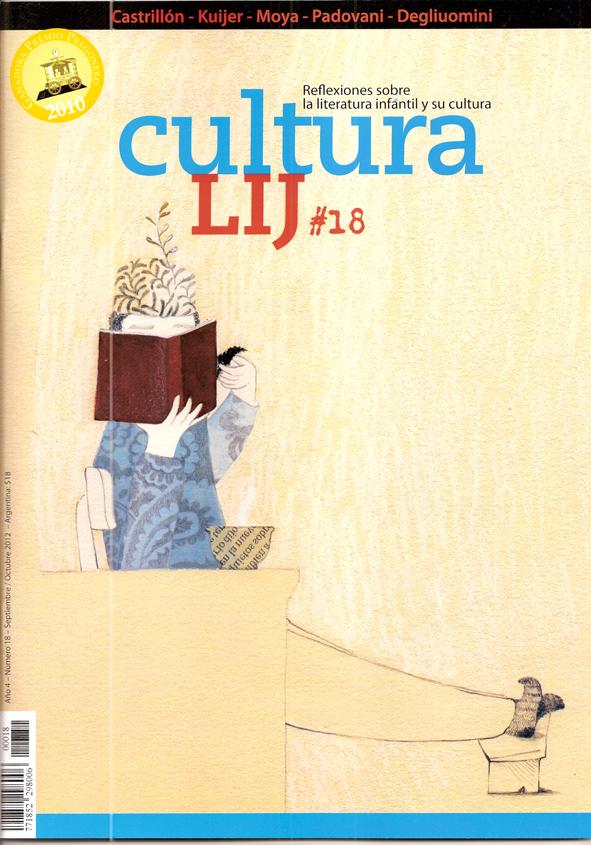 Cultura LIJ 18 – Septiembre/Octubre 2012