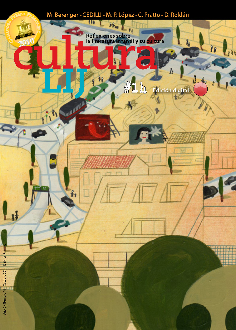 Cultura LIJ Digital 14 – Bajalaacá