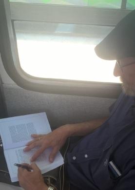 Lectura en movimiento
