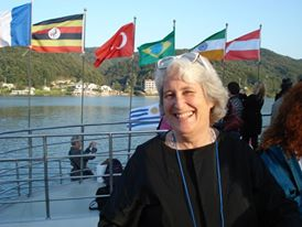 Patsy Aldana abre camino enChina