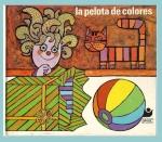 La pelota de colores.