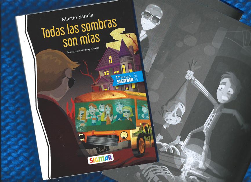 #Fiestas – Todas las sombras sonmías