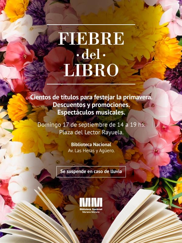 Primavera Literaria – Fiebre dellibro