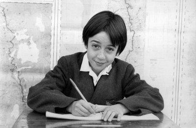 El niño, Gonzalo Oyarzún.