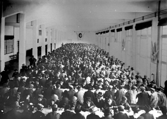 General Migraciones. Museo de la Inmigración