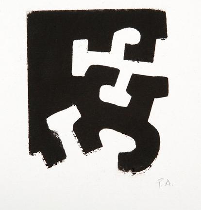 Usma III (1971), de Eduardo Chillida
