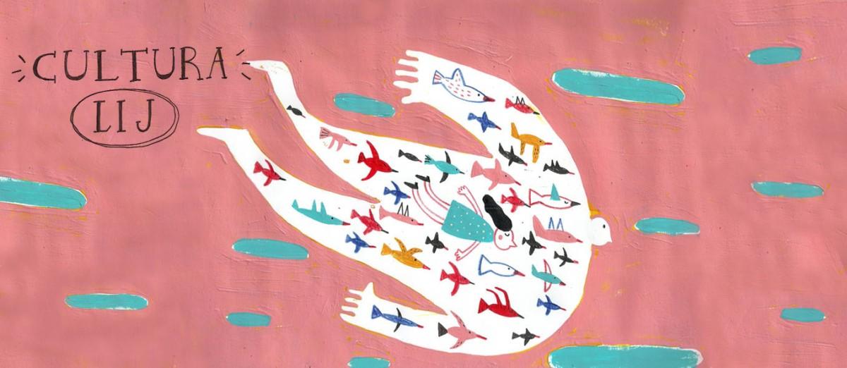 Joaquín Camp ilustra CulturaLIJ