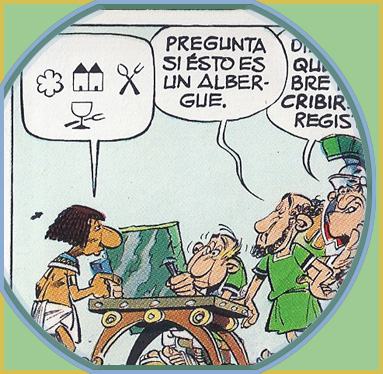 Traduciendo a Asterix